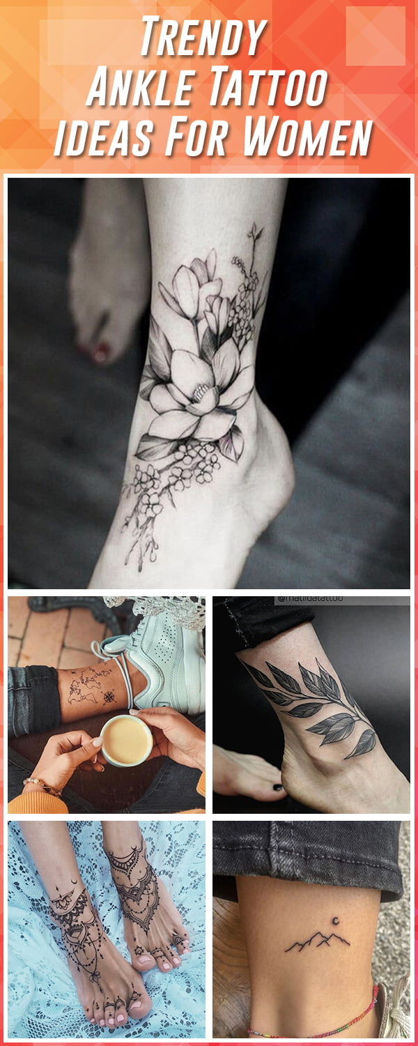 Best Ankle Tattoos for Women
