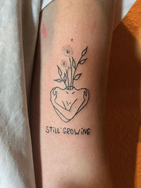 Pretty Ink for Personal Growth