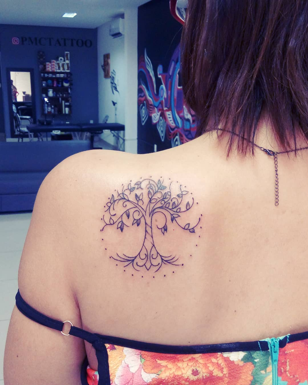 The Circle and The Tree of Life